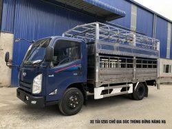 Xe tải IZ65 thùng chở gia súc lợn heo