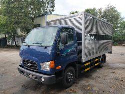 Giá xe tải Hyundai 75s thùng kín 3.5 tấn