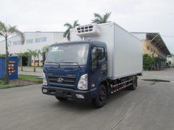 Hyundai EX8 thùng đông lạnh 7 tấn