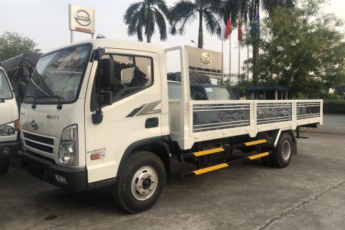 Xe tải 8 tấn Hyundai EX8 thùng lửng