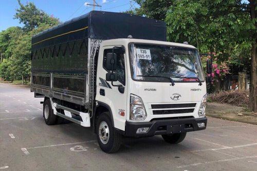 Hyundai EX8 GTS2 thùng bạt inox