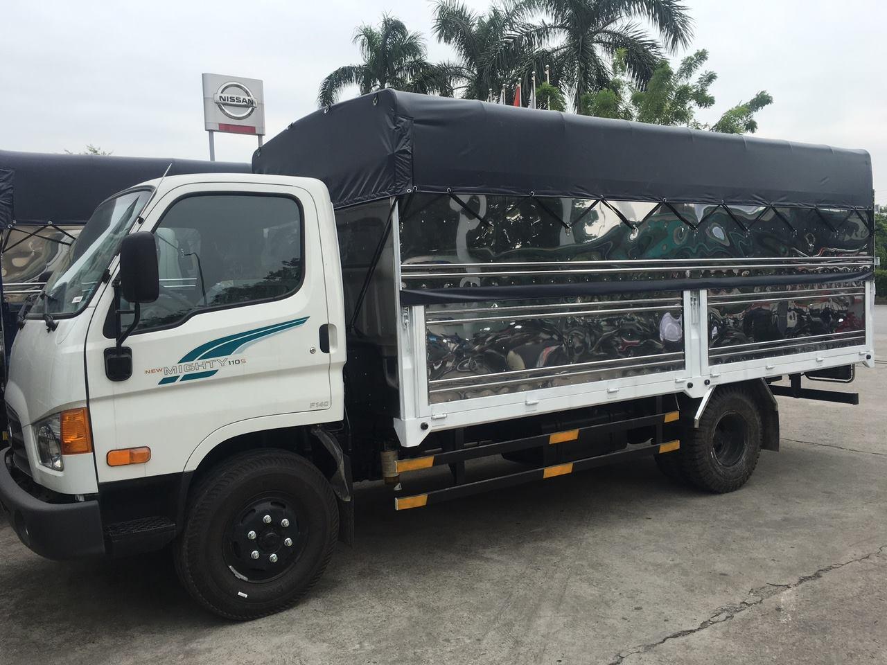 Giá xe tải Hyundai 110SQ 7 tấn