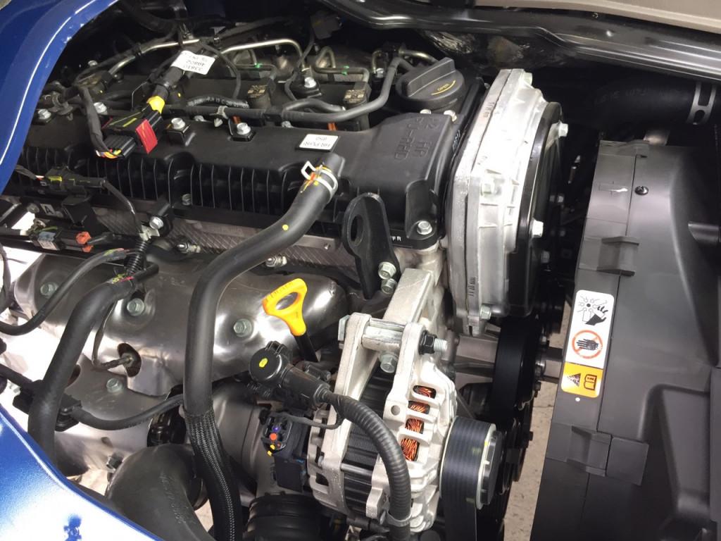 Động cơ Hyundai H150 thùng lửng