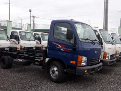 Giá xe tải 2.5 tấn Hyundai N250SL