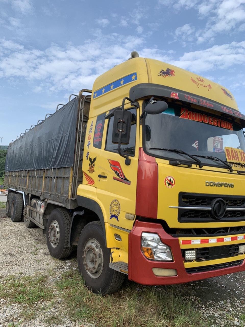 Mua bán xe tải Dongfeng cũ