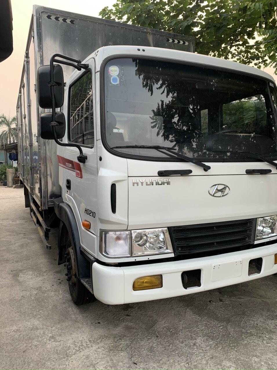 Mua bán xe tải Hyundai cũ