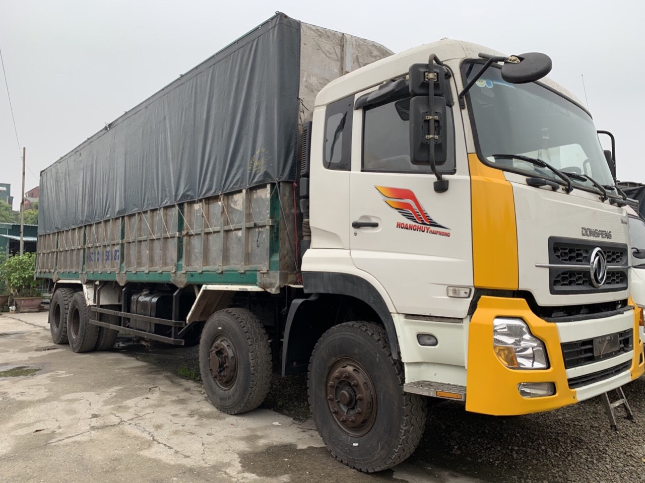 Mua bán xe tải Trung Quốc cũ