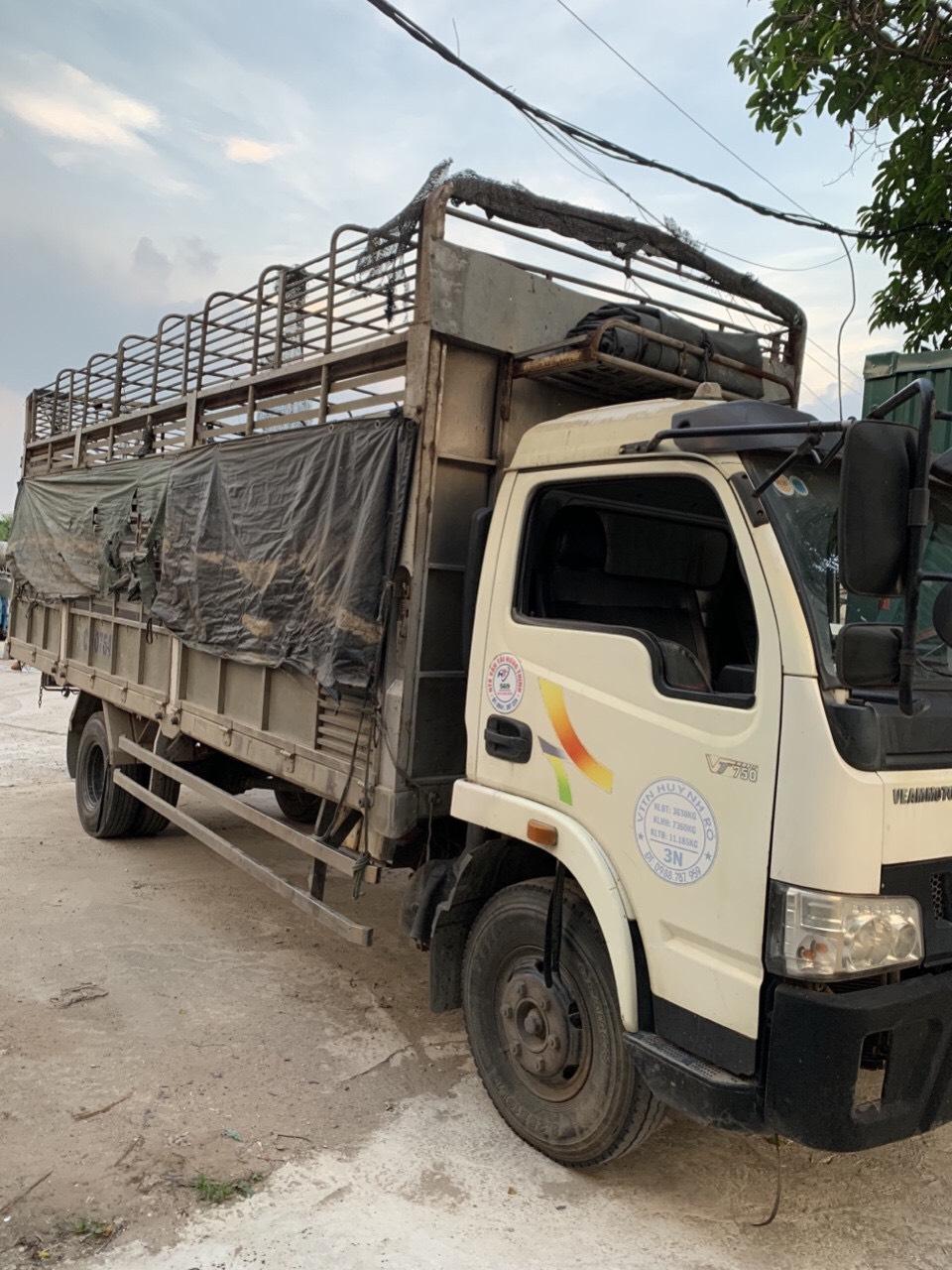 Mua bán xe tải Veam cũ