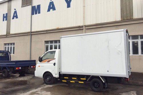 New Porter 150 thùng kín Composite 1.5 tấn