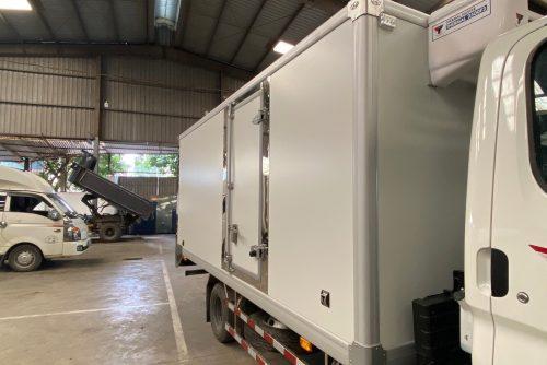 Xe tải Hyundai N250SL thùng đông lạnh 2.5 tấn