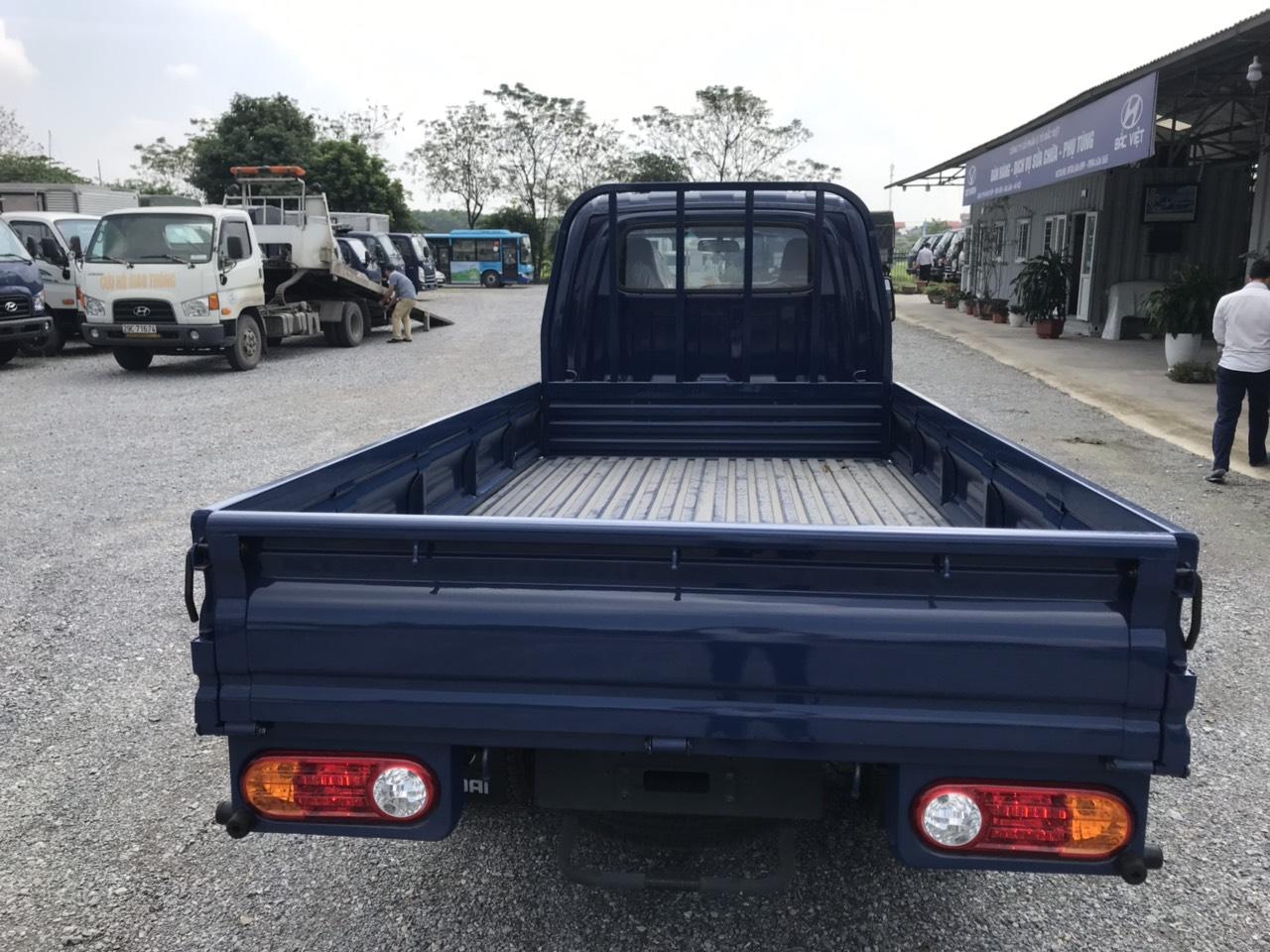 Hyundai H150 thùng lửng tải trọng 1.5 tấn