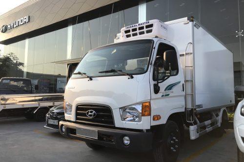 Hyundai Mighty 75s thùng đông lạnh 3.5 tấn