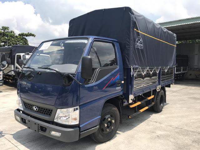 Xe tải Đô Thành IZ250 thùng bạt