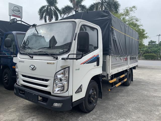 Xe tải Đô Thành IZ65 thùng bạt