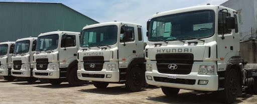 Bán phụ tùng xe đầu kéo Hyundai