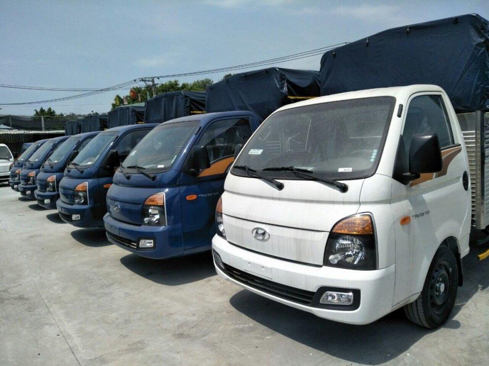 Bán phụ tùng xe tải 1 tấn Hyundai Porter