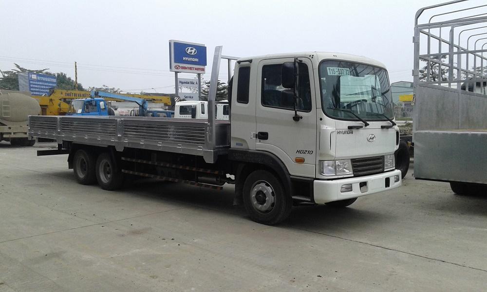 Bán phụ tùng xe tải 15 tấn Hyundai HD240