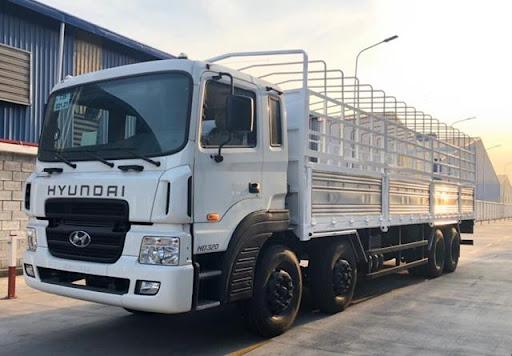 Bán phụ tùng xe tải 19 tấn Hyundai HD320