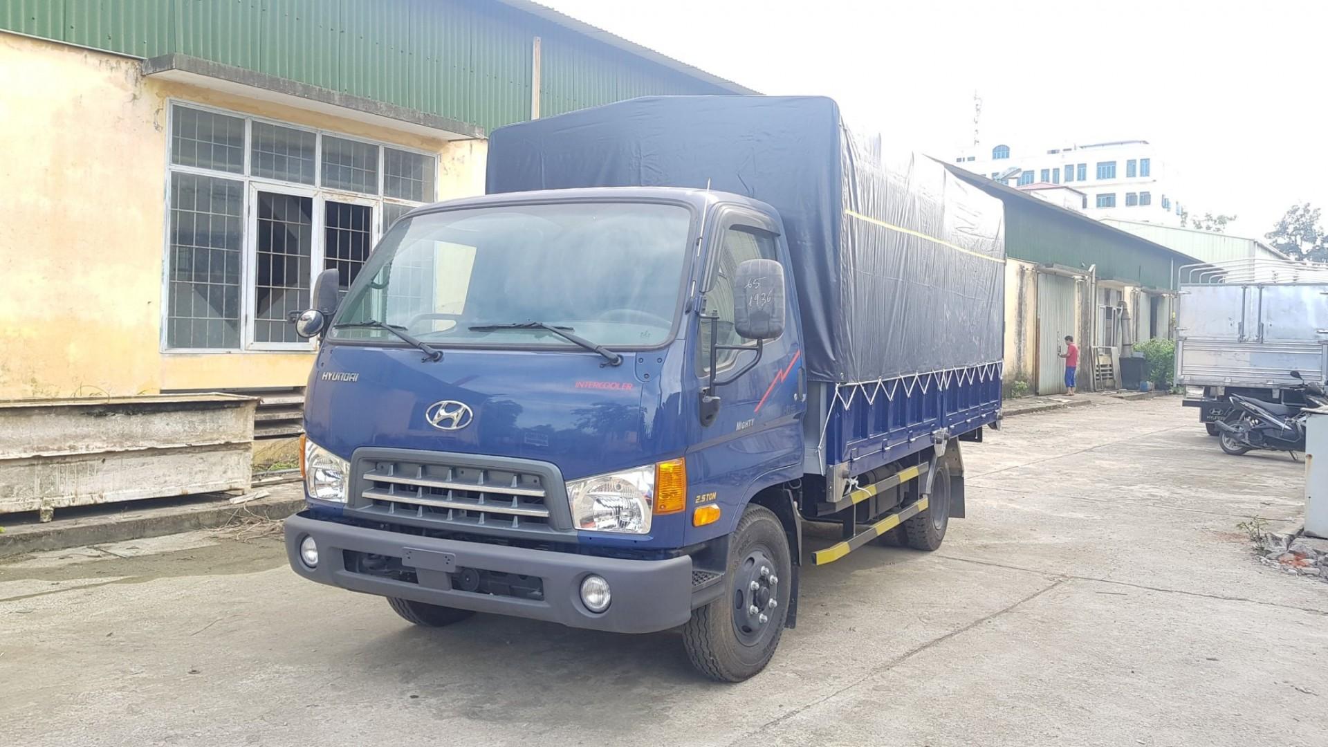 Bán phụ tùng xe tải Hyundai 2.5 tấn