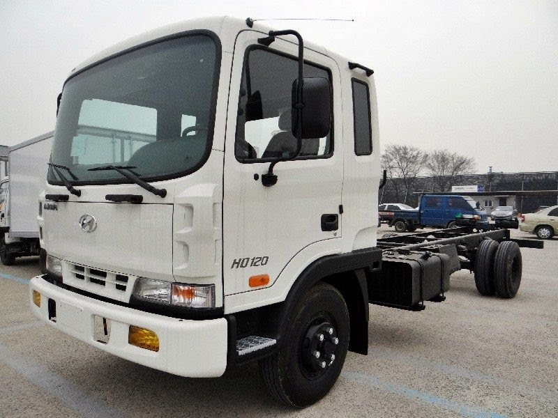Bán phụ tùng xe tải Hyundai 5 tấn