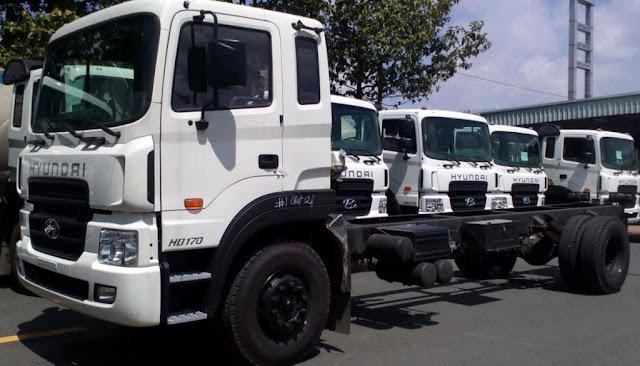 Bán phụ tùng xe tải Hyundai 8 tấn