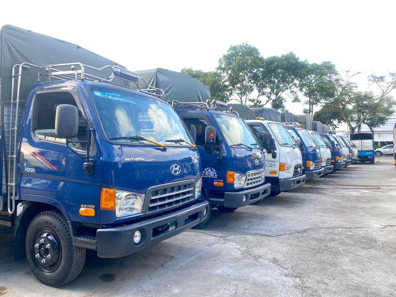 Bán xe nâng tải 5 tấn, 7 tấn, 8 tấn tại Bắc Ninh