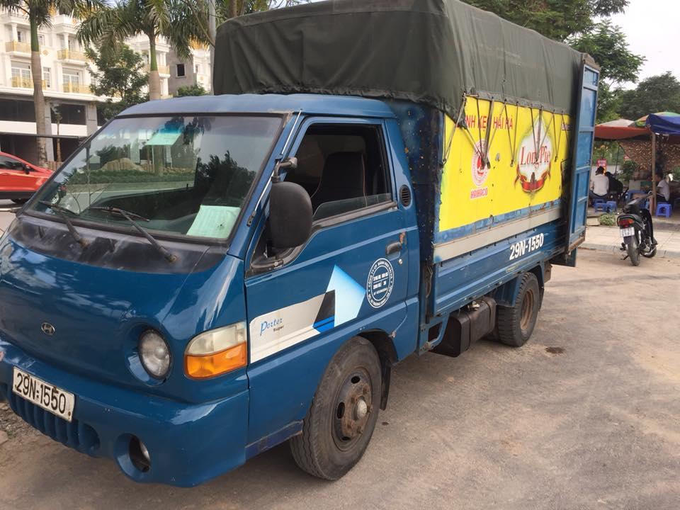 Bán xe tải 1 tấn cũ tại Thái Bình