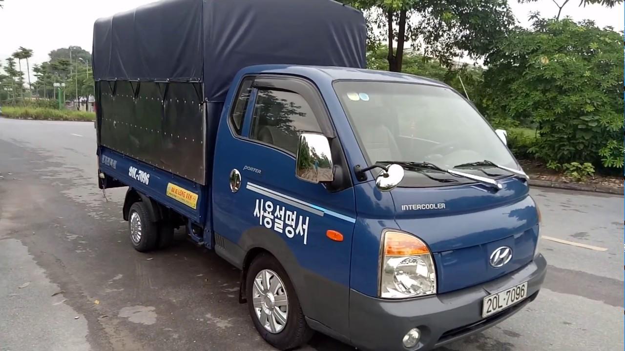 Bán xe tải 1 tấn cũ tại Thái Nguyên