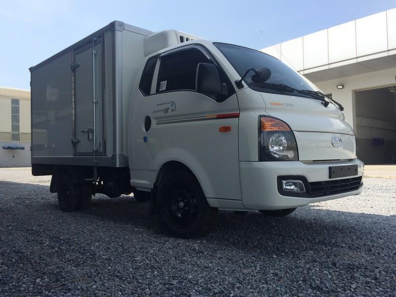 Bán xe tải 1 tấn đông lạnh cũ ở Quảng Ninh