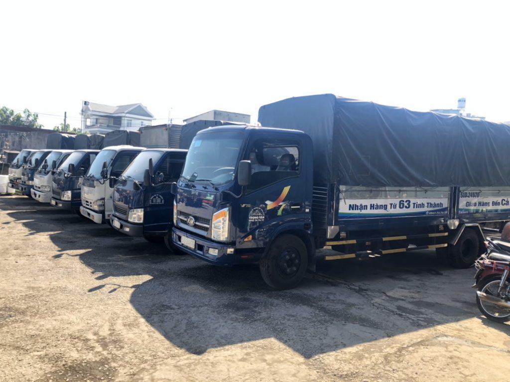 Bán xe tải 2.5 tấn cũ ở Quảng Ninh