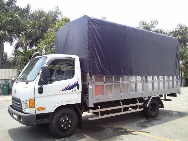 Bán xe tải 3.5 tán cũ tại Thái Nguyên