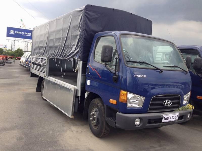 Bán xe tải 5 tấn cũ tại Thái Nguyên