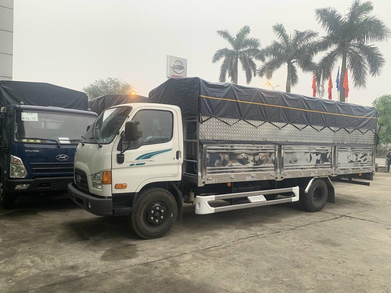 Bán xe tải 7 tấn cũ tại Quảng Ninh