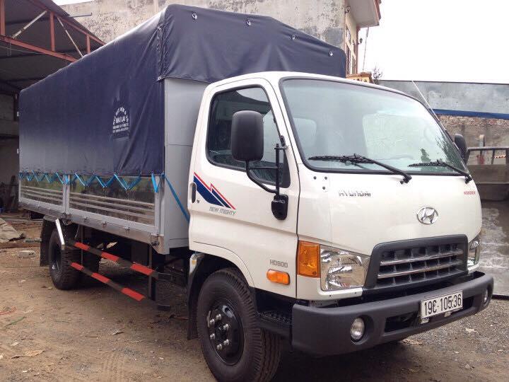 Bán xe tải 7 tấn cũ tại Thái Nguyên