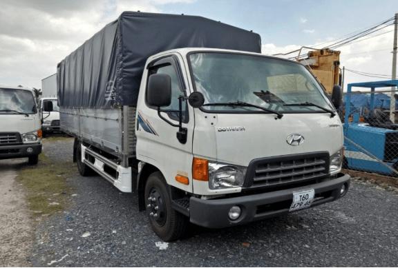 Bán xe tải cũ 3.5 tấn ở Sơn La