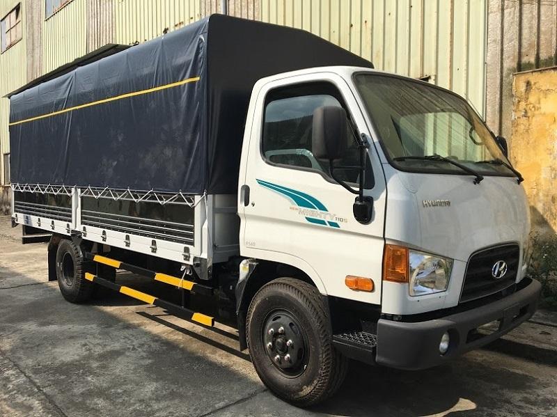 Bán xe tải cũ 7 tấn Hyundai ở Sơn La