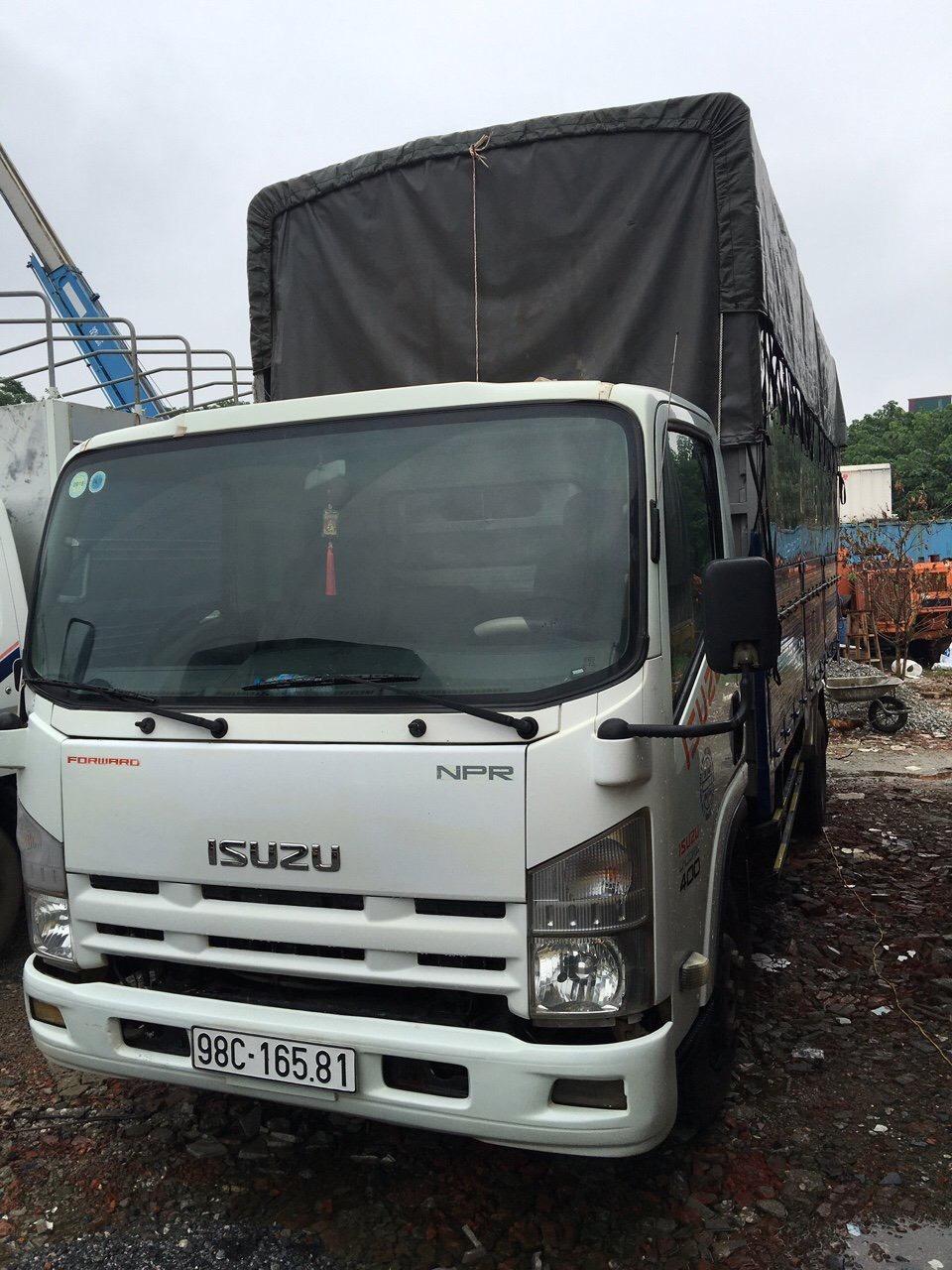 Bán xe tải Isuzu cũ tại Hải Dương