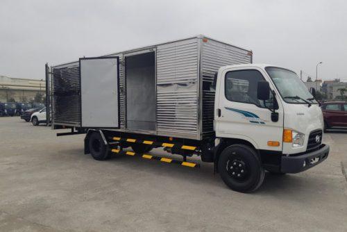 Xe tải Hyundai Mighty 110SL 7 tấn