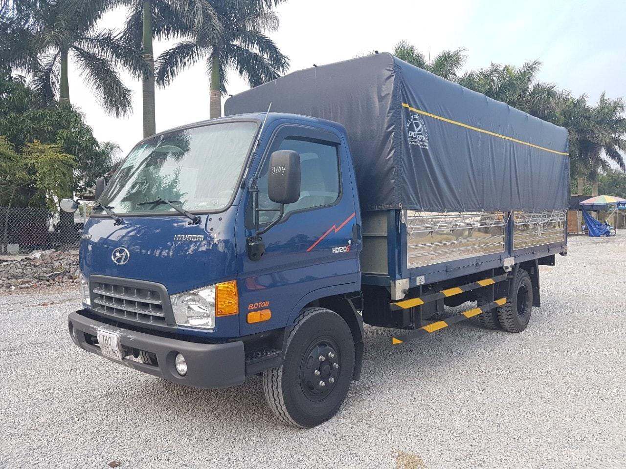 Mua bán xe Hyundai 7 tấn nâng tải cũ