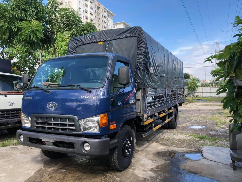 Mua bán xe Hyundai nâng tải 8 tấn cũ ở Phú Thọ