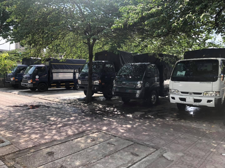 Mua bán xe tải 2.5 tấn cũ ở Phú Thọ