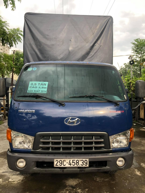Mua bán xe tải 3.5 tấn cũ ở Phú Thọ