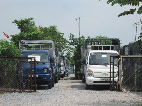 Mua bán xe tải cũ ở Bắc Giang