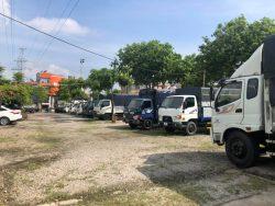 Mua bán xe tải cũ ở Phú Thọ uy tín