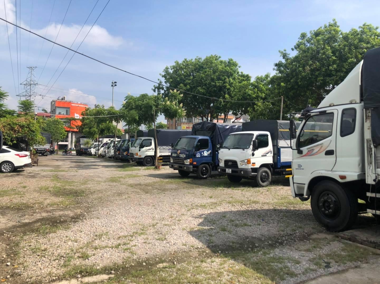 Mua bán xe tải cũ ở Phú Thọ