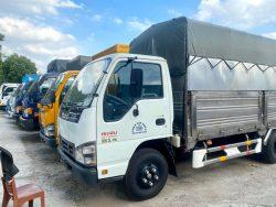 Mua bán xe tải cũ ở Tuyên Quang giá cao