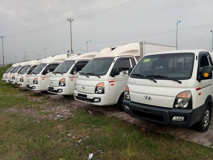 Mua xe đông lạnh 1 tấn Hyundai Porter 2