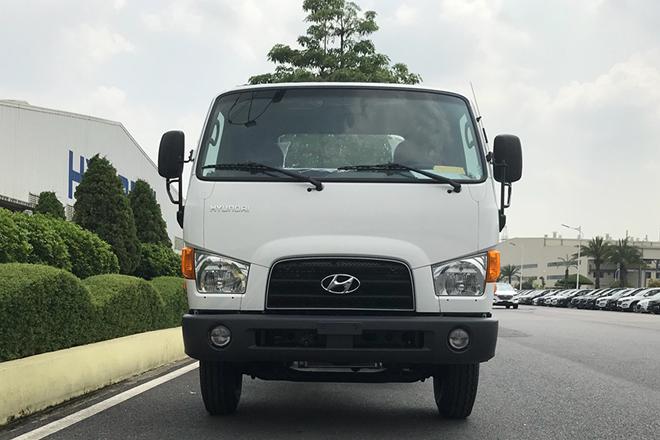 Mua xe tải 3.5 tấn Hyundai