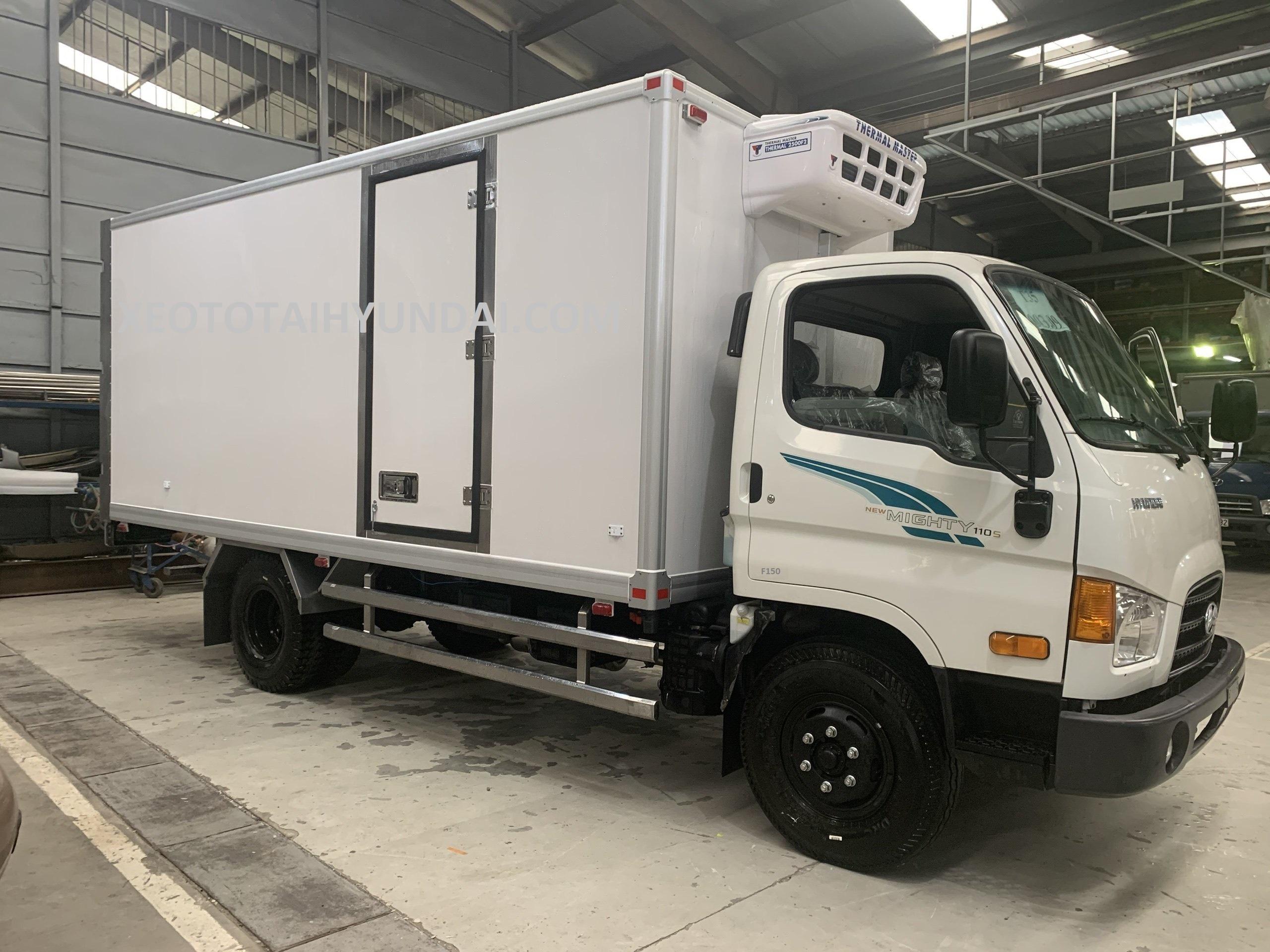 Xe đông lạnh 7 tấn Hyundai 110SP