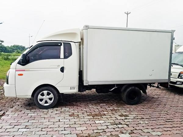 Xe tải đông lạnh 1 tấn bãi cũ